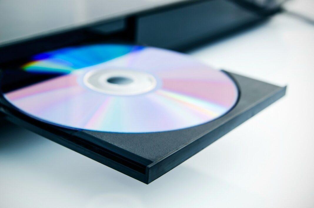 Kako Spržiti CD