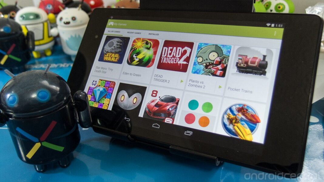 Najbolje besplatne Android igrice za tablet
