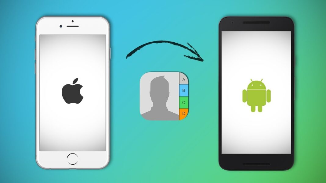 Kako prebaciti kontakte sa iPhone na Android mobitel?