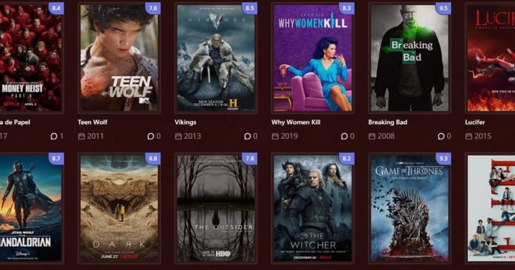 Sajtovi za gledanje serija online sa prevodom: TOP 9 - IT