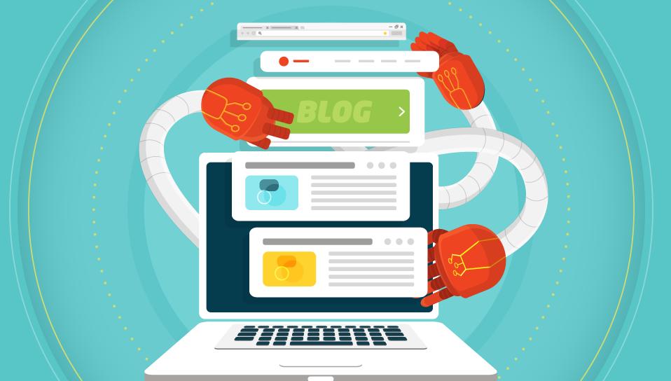 Kako Napraviti Blog Stranicu