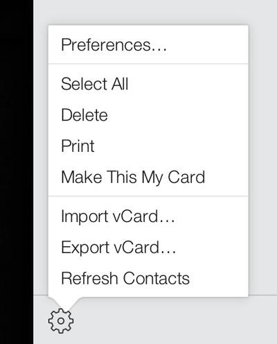 Kako prebaciti kontakte sa iPhone na Android