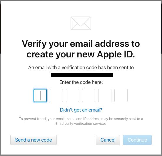Kako napraviti Apple ID bez kreditne kartice