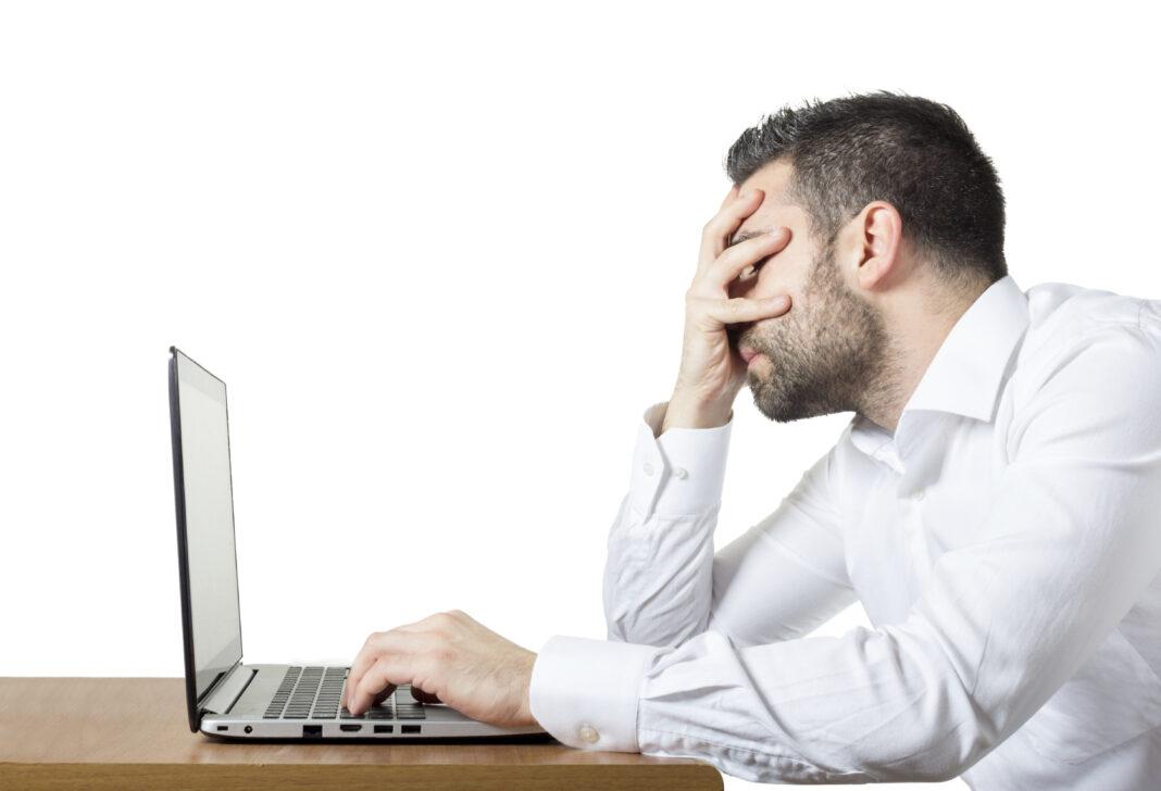 Pogrešno čišćenje računara