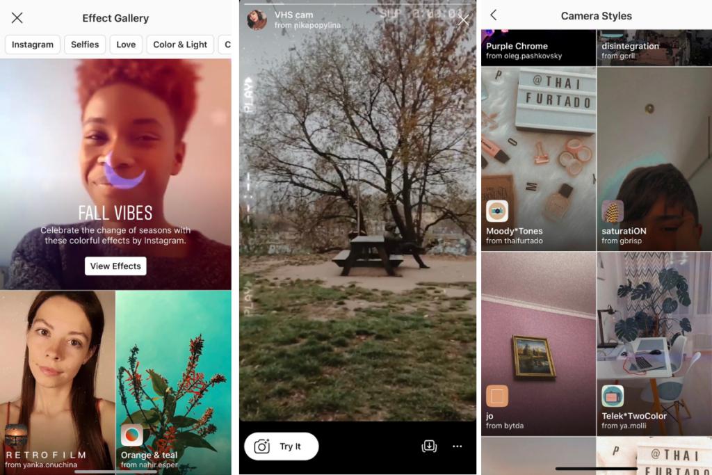 Kako napraviti Instagram filtere