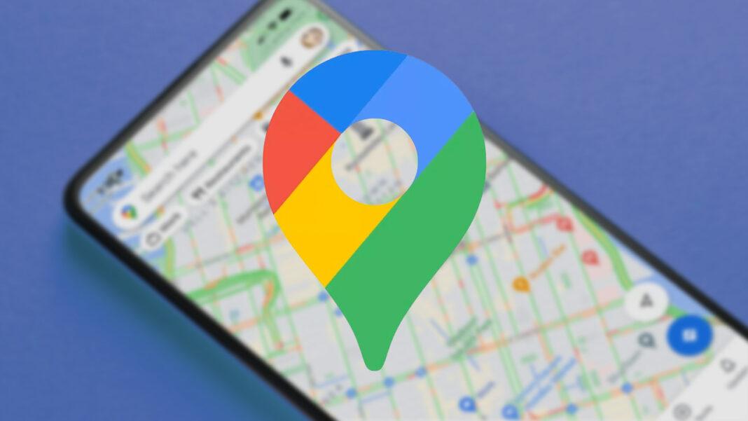 Google maps trikovi