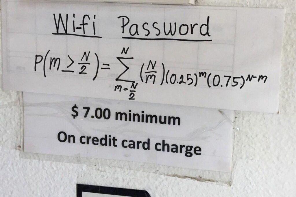 Najbolje šifre za Wi-Fi