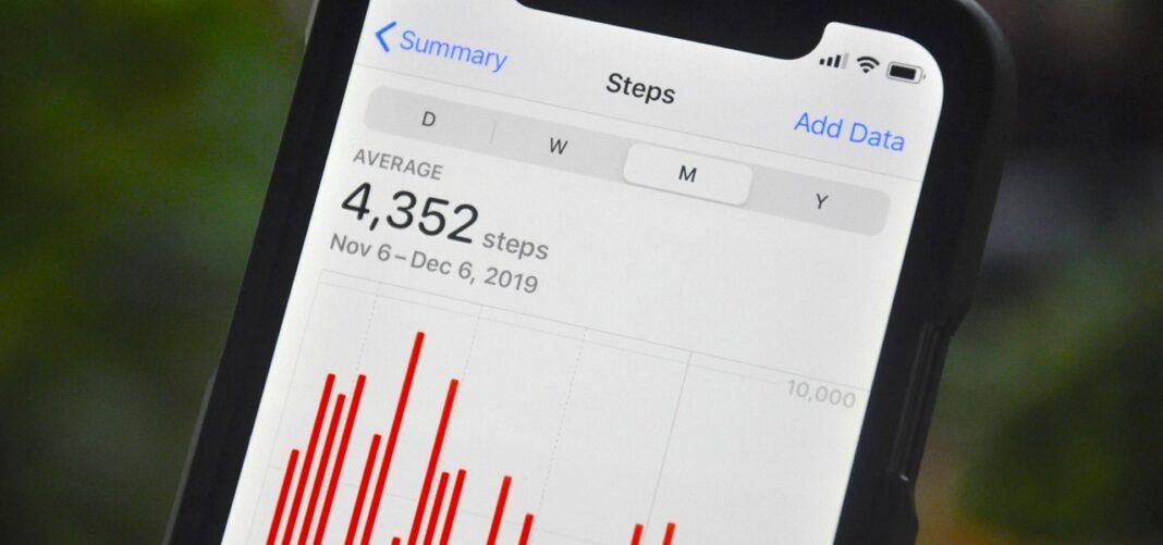 Kako pametni telefon broji korake ?