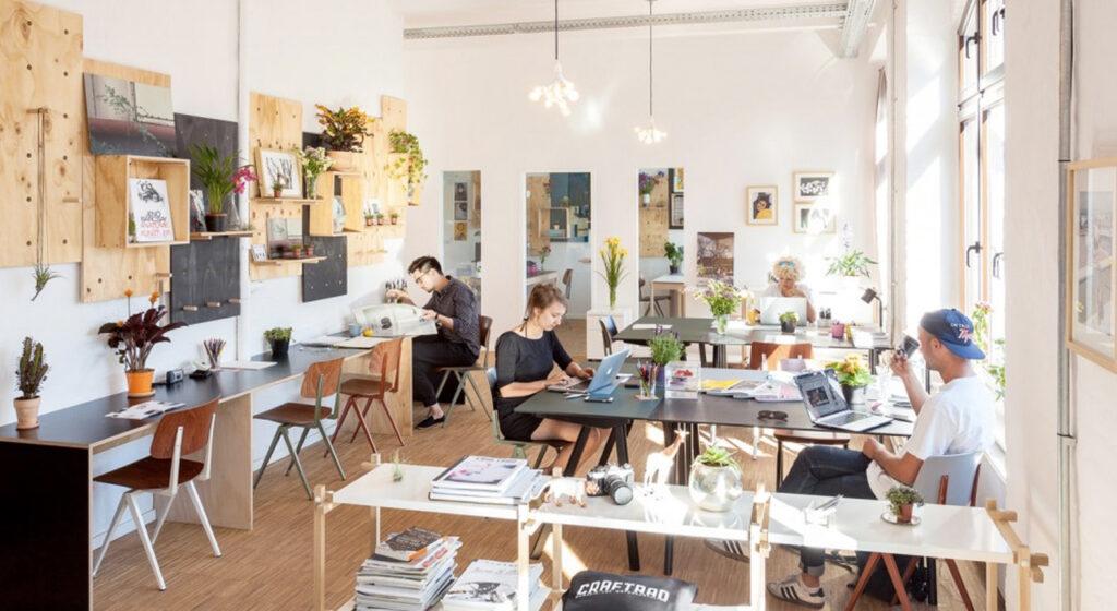 Prednosti rada u coworking space-u